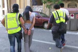La operación se ha saldado con varios detenidos.
