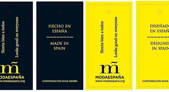La Fábrica de Moneda y Timbre fabricará las etiquetas de Moda España