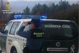 El rescate ha tenido lugar en La Carballeda, Zamora.