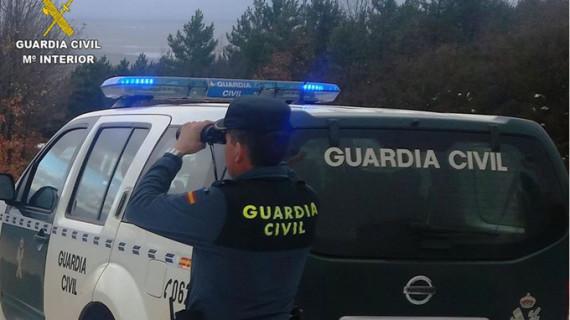 Rescatado un grupo de 11 jóvenes en La Carballeda