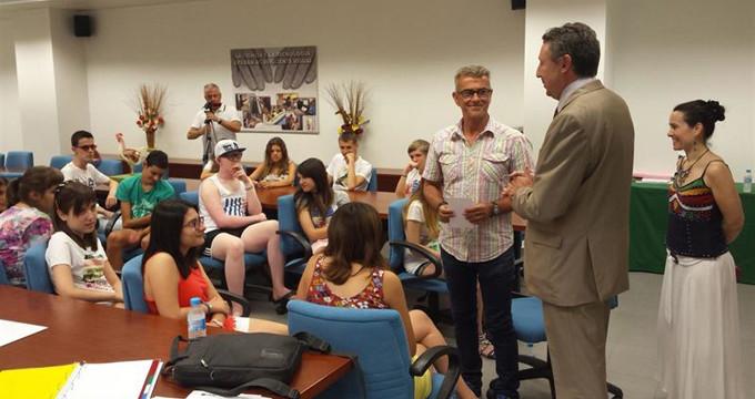 Sevilla acoge el I Campus Científico de España para estudiantes ciegos de Secundaria y Bachillerato
