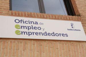 Oficina de Empleo. / Foto: Europa Press.
