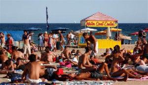 Cada vez son más los turistas extranjeros que visitan España. / Foto: Europa Press.