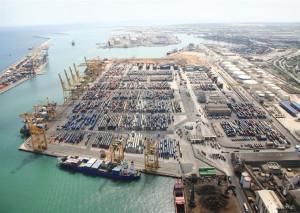 Uno de los puertos del Estado.