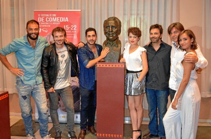 El Festival de Cine de Tarazona estrena la comedia romántica 'La final'