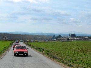 Se trata de la concentración de este tipo de vehículos más importante de la provincia.