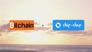 Bitchain y Chip-chap han unido sus fuerzas.