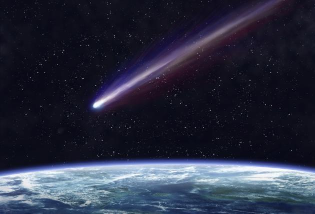 Vislumbran una gran bola de fuego cruzando los cielos de la Península