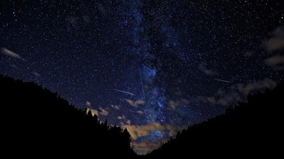 La lluvia de las Perséidas llegará a su máximo el 12 de agosto y lucirá con la luna nueva