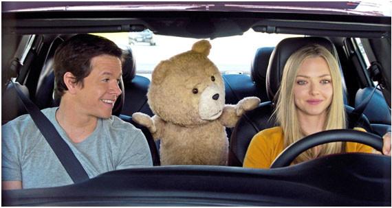 'Ted 2', humor picante en un plato de cine