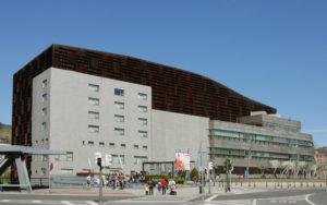 Palacio Euskalduna de Bilbao. / Foto: en.wikipedia.org