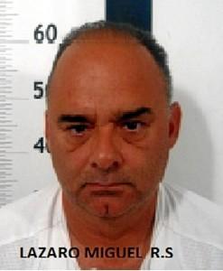 Lázaro Miguel.