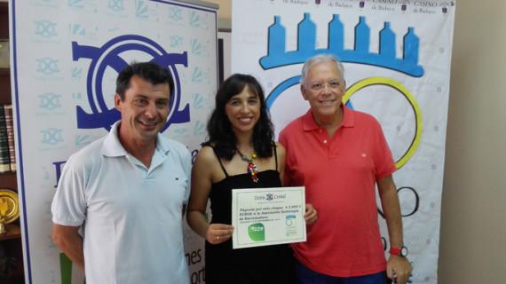 Doble Cristal colabora con Zooterapia de Extremadura en la puesta en marcha de un programa de terapias ecuestres