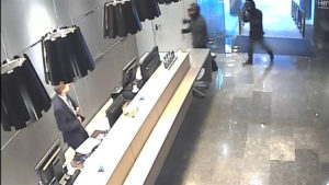 La banda se dedicaba a asaltar hoteles en Barcelona. / Foto: Mossos d'Escuadra.
