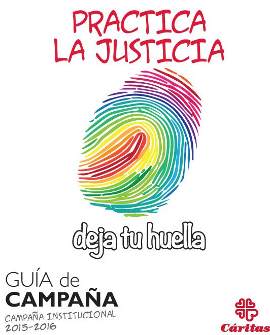 Cartel de la nueva campaña de Cáritas.