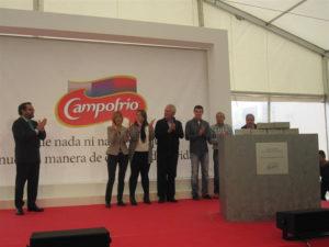 Campofrío abrirá su nueva planta. / Foto: Europa Press.