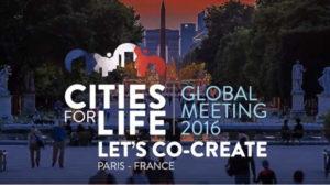 Cartel del evento. / Foto: Oficial Cities For Live.