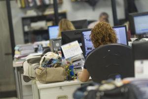 Crece el número de trabajadores contentos con su empleo. / Foto: Europa Press.