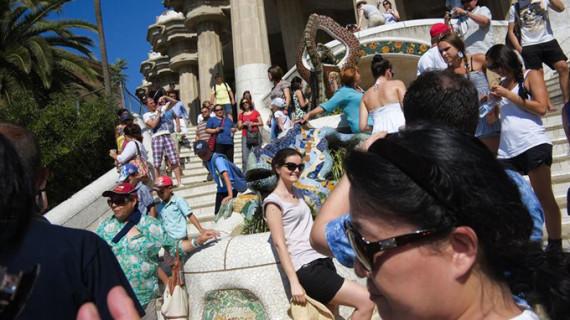 Los turistas extranjeros gastaron un 7% más hasta agosto