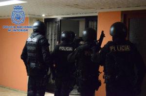 La operación ha sido realizadas por agentes de España y Marruecos.