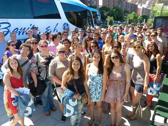 Los estudiantes obtendrán con más facilidad sus visados. / Foto: UC