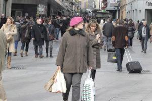 Crece la confianza del consumidor. / Foto: Europa Press.