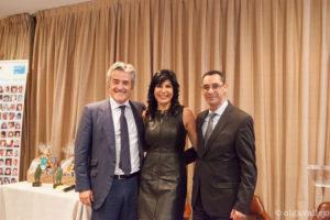 Samira Brigüech ha presidido el acto de aniversario. / Foto: Fundación Adalia.