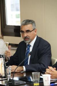 Juan Carlos Lentijo. / Foto: CSN / Europa Press.