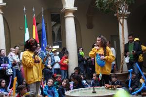 El acto tuvo lugar en la sede de Baeza de la Universidad Internacional de Andalucía.