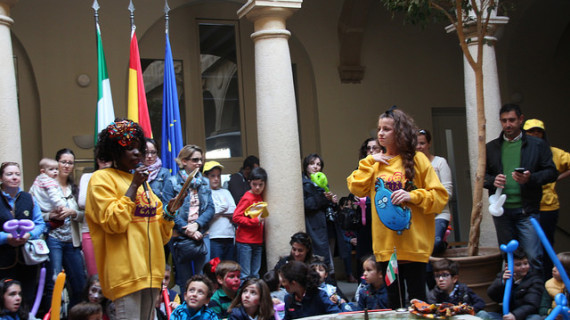 La UNIA suscribe el Manifiesto por los derechos del niño de la Unión Europea