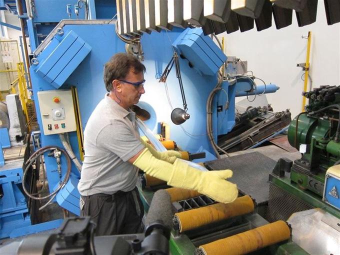 La producción industrial regresa a terreno positivo en noviembre tras subir un 4,6%