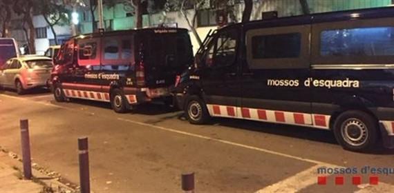 Más de 70 detenidos en una macrorredada contra el menudeo de droga en el Besòs y La Mina de Barcelona