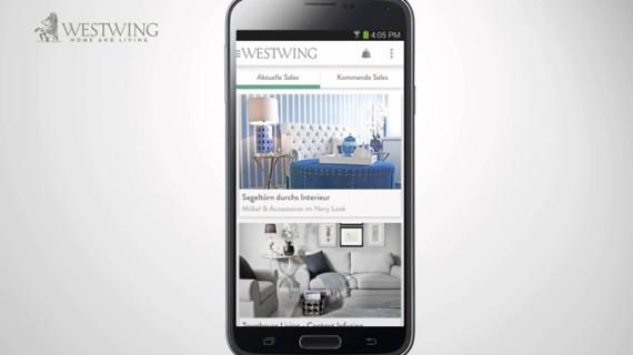 Westwing App: decora tu casa estés donde estés