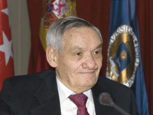 Amable Liñán. / Foto: www.upm.es