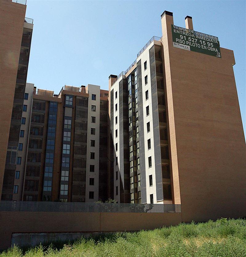 La compraventa de viviendas alcanza su máximo desde 2009, al crecer un 16,3% en el tercer trimestre