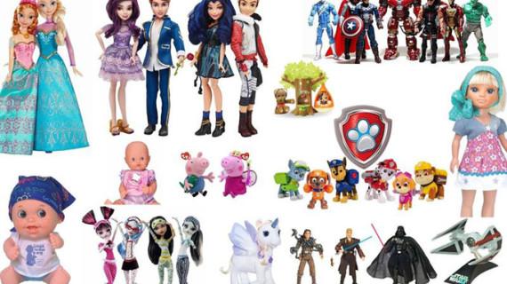 Prevén que los españoles inviertan un 1% más en juguetes en 2015