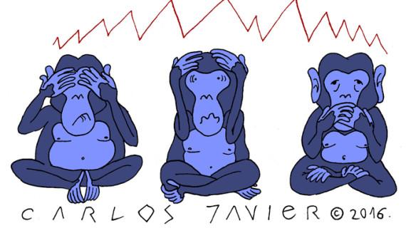 Monos y econometría