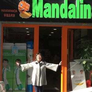 Mandalina, la nueva parafarmacia del barrio de