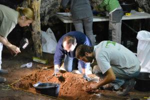 Ramos, Espejo y Almisas arqueologos
