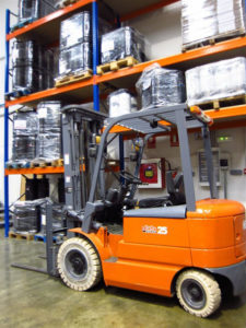 Crece la producción industrial. / Foto: Europa Press.
