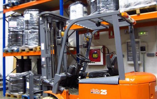 La producción industrial vuelve a tasas positivas tras dispararse un 5,7% en noviembre