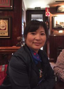 Lina es doctora especializada en Ginecología.