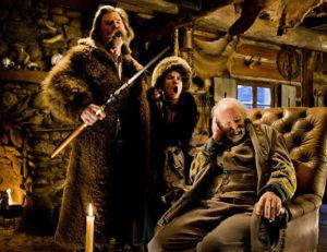 Escena de 'Los odiosos ocho'.