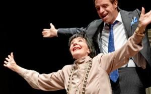 """Concha Velasco: """"En los escenarios es donde puedo envejecer más dignamente"""""""