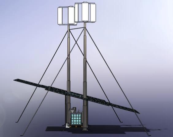 La UHU diseña una unidad autónoma y limpia capaz de generar energía eléctrica sin necesidad de combustible