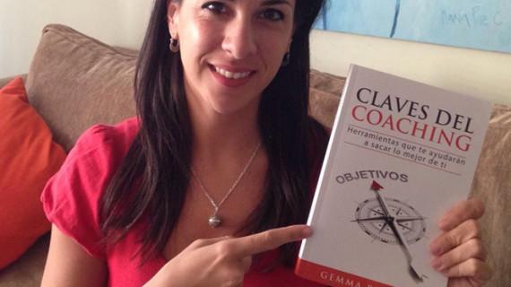 Gemma Ramírez enseña al lector en 'Claves del Coaching' herramientas para alcanzar sus objetivos
