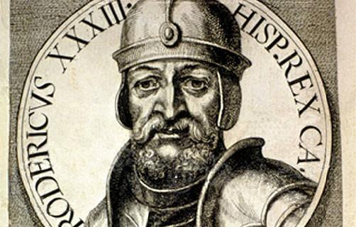 La leyenda que vincula al último rey visigodo Don Rodrigo con el santuario onubense de Santa María de España