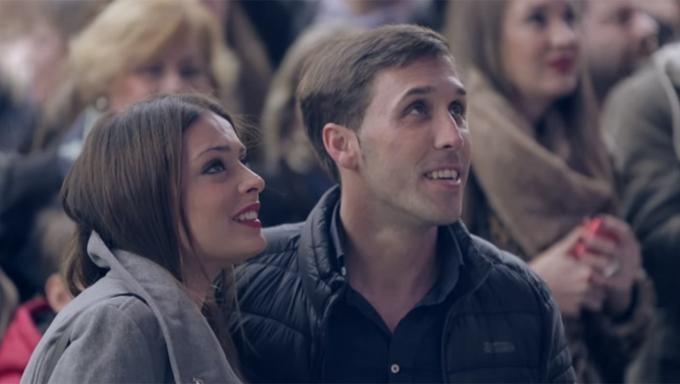La declaración de amor de un andaluz protagoniza la campaña en redes de San Valentín de la marca de joyería Pandora