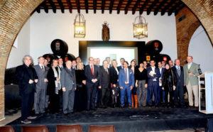 Presentación del restaurante en Jerez.