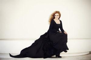 La soprano Raquel Adueza. / Foto: Europa Press.